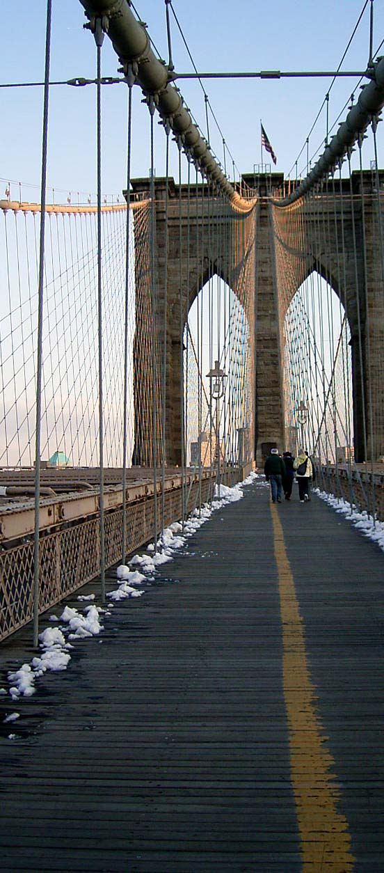 brooklyn bridge, 2005
